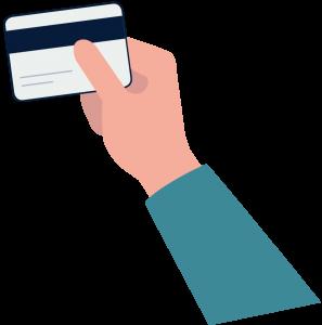 BEEGO betaal eenvoudig met kaart