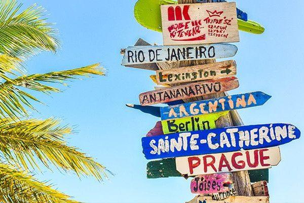 BEEGO apps voor op vakantie