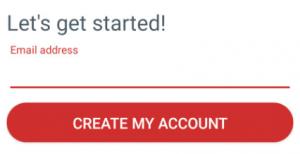 BEEGO TIPS wachtwoorden Create my account