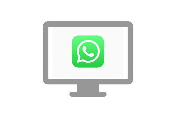 WhatsApp op pc BEEGO