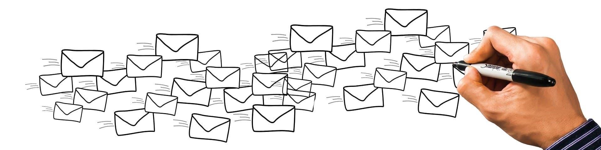 BEEGO kies het juiste e-mailadres