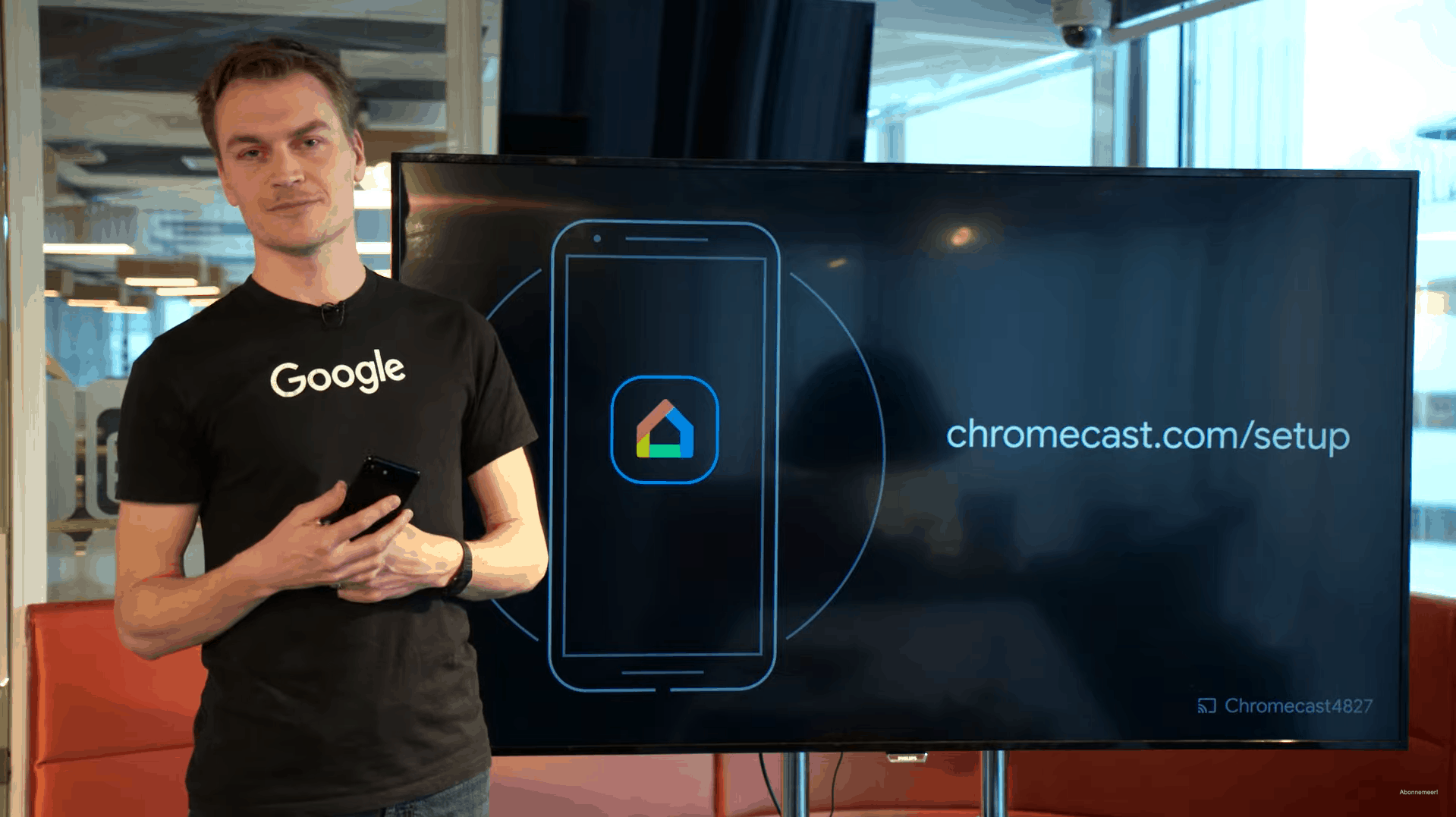 BEEGO Preview chromecast
