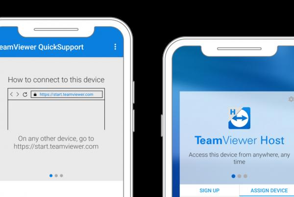 BEEGO TeamViewer Quicksupport installeren
